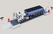 SN-QCS系列汽車衡無人值守系統的圖片