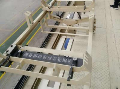 鐵建重工盾構機-皮帶秤案例