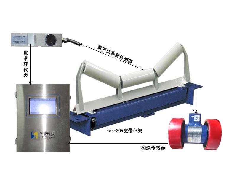 ICS-30系列电子皮带秤