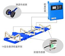 ICS-ST 系列電子皮帶秤